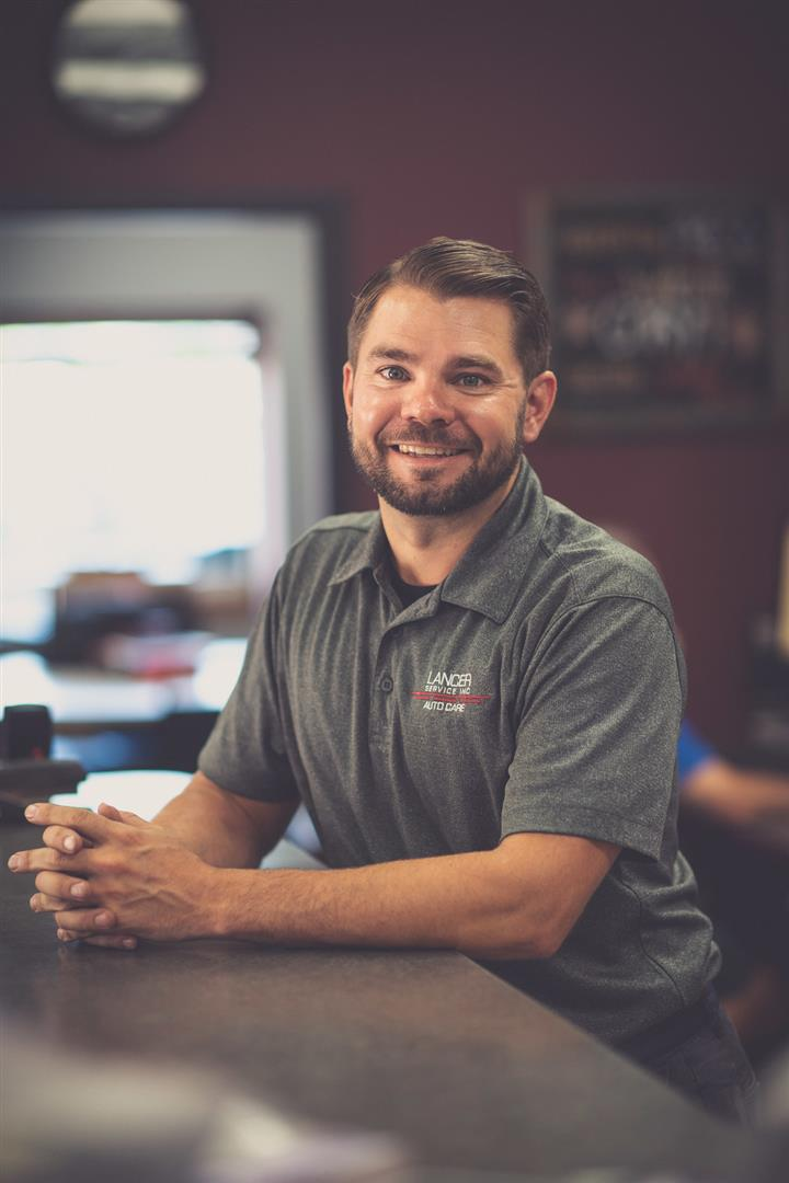 Carl - Owner/President of Lancer Service Auto Care